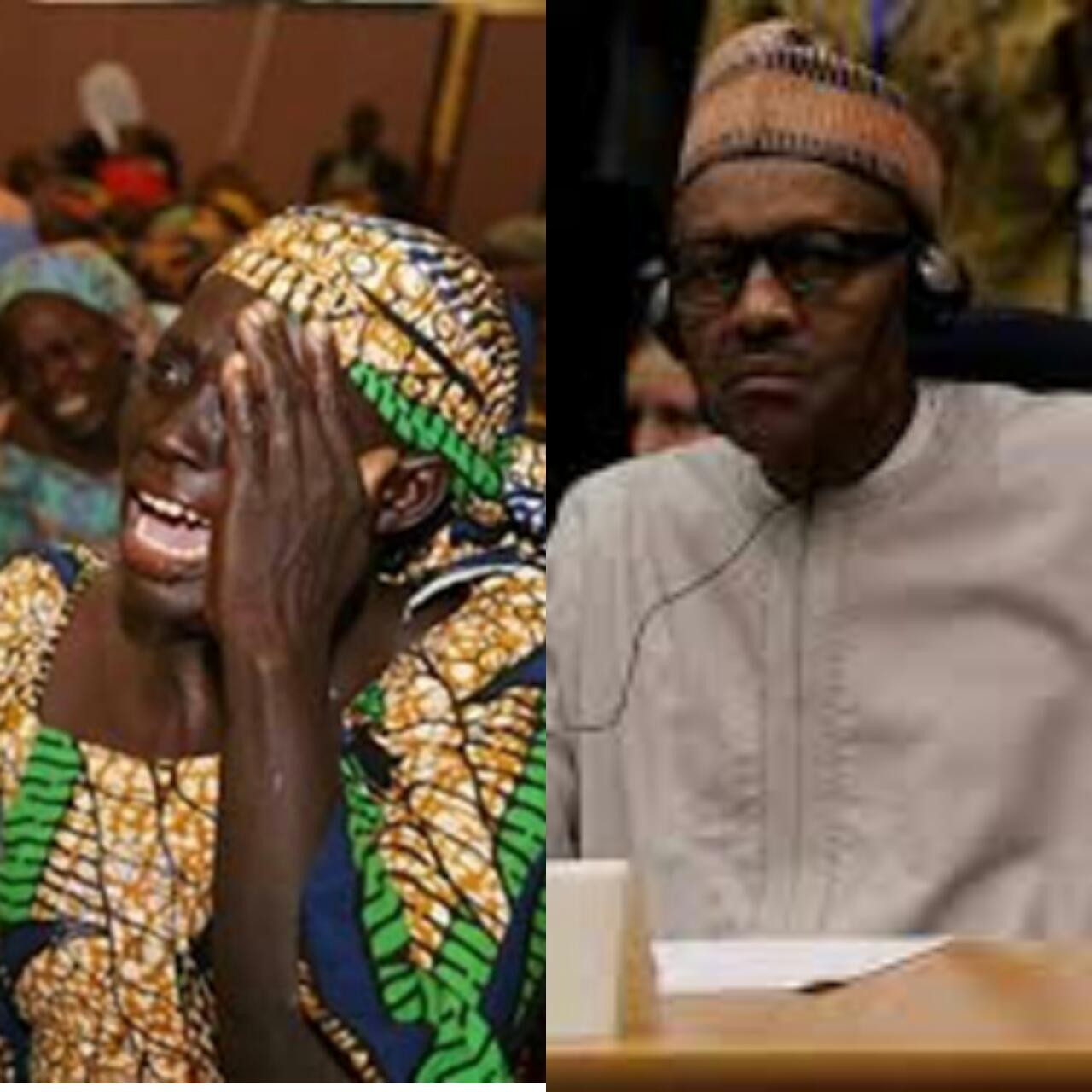 LATEST BREAKING NEWS: Nigeria's President Muhammadu Buhari